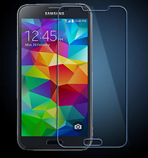2X 9H Premium Tempered Glass Screen Protector Shield Cover For Samsung Galaxy S5