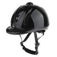 Professional Equestrian Horse Riding Girls Boys Helmet Equestrian Safety Hat