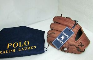 Polo Ralph Lauren MLBT Baseball Glove 50th Anniversary Limited Ed. New With Tags