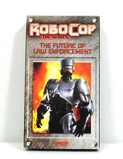 RoboCop The Series Future Of Law Enforcement VHS! Rare 1994 Orion Home Video