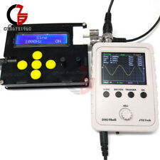 Assembled Dso150 Digital Oscilloscope 24 Inch Lcd Display Probe Clip Power