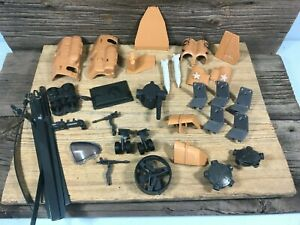 1986 GI JOE Tomahawk Parts Lot ARAH Hasbro