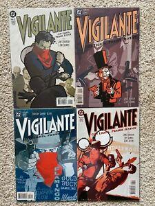 DC Comics - VIGILANTE #1-4 (of 4) - City Lights, Prairie Justice