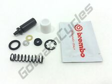 Ducati Brembo 11mm Rear Brake Master Cylinder Pump Seal Repair Kit 40mm Mount