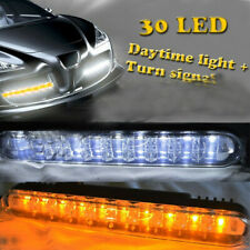 UNIVERSAL 2x 30 LED daytime driving light kit for Truck SUV Car Trailer RV Motor