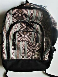Billibong Backpack Aztec like pattern Large