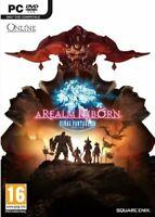 Final Fantasy XIV: Standard Edition - PC CD-ROM - NEW & SEALED
