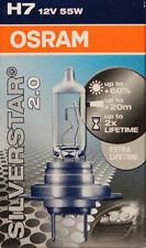 OSRAM Silverstar 2.0 H7 55 Watt 12 Volt PKW Auto Lampe Licht PX26d Birne 55W