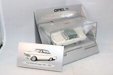 Minichamps 1:43 Opel Rekord Coupe 1961-1962  mint in box
