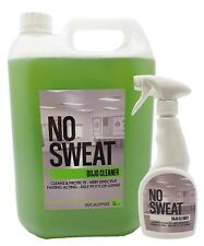 No Sweat Dojo Equipment Cleaner & Sweat Remover 5L Eucalyptus