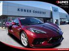 2020 Chevrolet Corvette Stingray 2020 Chevrolet Corvette, Long Beach Red Metallic Tintcoat with 484 Miles availab