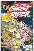 Ghost Rider-Marvel-Vol.1 #6 DEC 1992-Comic Book