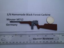 1/6 Homemade WWII Black Forest Mauser M712 Carbine Germany