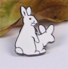 Fashion Easter Bunny Rabbit Pin Sex Lapel Gag Gift 59-10