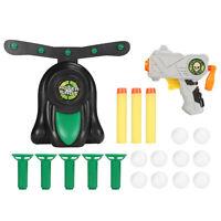 NEW Floating Target Airshot Game Foam Dart Blaster Shooting Toy 20PCS Kids Gifts