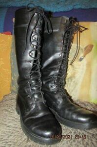 Women's Timberland lace up combat boots size U.K 4.5 black