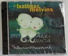 THE FANTOMAS MELVINS BIG BAND - MILLENNIUM MASTERWORK - CD Sigillato