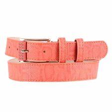 Women's Animal Print Belts