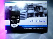 Auslesegerät Archivierung digitale Fahrtenschreiber u.Fahrerkarten Hard/Software