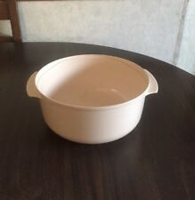 Largest 3 Qt. BOWL from Tupperware Stack Cooker