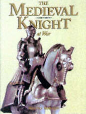 """VERY GOOD"" The Medieval Knight at War, Robards, Brooks, Book"