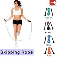 Sporteq Cardio Skipping Speed Rope Jump Hop MMA Exercise & Fitness Training