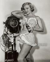 Vintage 1951 MARILYN MONROE Publicity Photo LOVE NEST Movie Bathing Suit Beauty