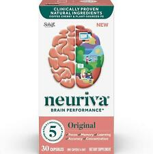 Neuriva Original (30 count) Brain Support Supplement