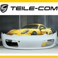 -30% NEU Porsche 987.1 Boxster Stoßstange vorne +Löchern/Scheinwerferwaschanlage