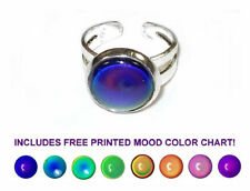 Little Girls Mood Ring | Color Change Boys Mood Ring | Color Change Kid's Ring