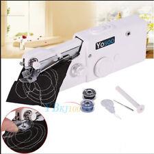 Mini Portable Stitch Sew Hand Held Quick Sewing Machine Handy Cordless Repair US