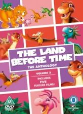 The Land Before Time The Anthology Volume 3 Vol Three Films 9 10 11 12 13 R4 DVD