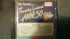 COMPILATION - QUEI ROMANTICI SCATENATI ANNI 50. ONLY YOU. CD
