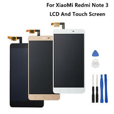 """For Xiaomi Redmi Note 3 5.5"""" Display Touch Screen Digitizer Assembly Replacement"""