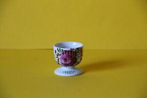Dekor Ostfriesenrose Ostfriesische Rose Eierbecher mit Fuss