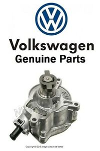Genuine for Volkswagen Beetle Jetta Golf Passat Booster Vacuum Pump 07K145100B
