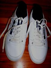 MENS SOUTHPOLE IMPULSE LEATHER TENNIS SHOES 13
