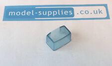 Matchbox Leyland Reproduction Blue Transparent Plastic Window Unit 10 17 32 51