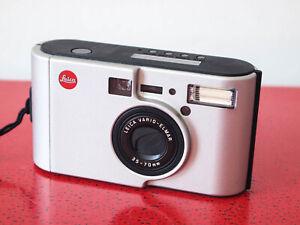 MINT Leica C2 point & shoot analog camera Vario-Elmar FREE SHIPPING NO RESERVE