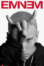 Eminem - Horns Poster Print, 24x36