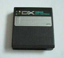 Gebraucht DX7 Stimme Daten ROM Patrone Yamaha Guter Zustand von Japan
