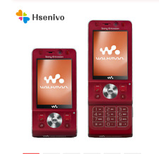 Original Sony Ericsson W910i Mobile Phone 3G Bluetooth FM Unlocked Cell Phone
