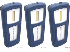 3x Scangrip 03.5404 Miniform LED Akkulampe Arbeitsleuchte Lampe Taschenlampe SET