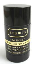 (GRUNDPREIS 53,20€/100ML) ARAMIS 24 HOUR HIGH PERFORMANCE 75ML DEODORANT STICK