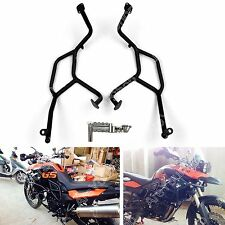 Crash bars Engine Protection Upper For BMW F800GS F700GS F650GS 2008-13 Black AU