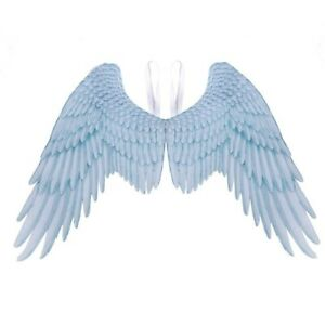 HALLOWEEN 3D Large ANGEL & Devil Cosplay Adult & CHILD Feather Costume Big WINGS