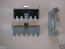 Notched Hanger, Metal Aluminum Frame Hardware, Nielsen® Brand, 10 Pack