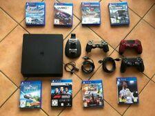 Sony PlayStation 4 Slim 1TB inkl. 2 DualShock Controller