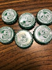 BEER Bottle Crown Cap ~ THIRSTY DOG Brewing Company ~ Akron, OHIO Breweriana