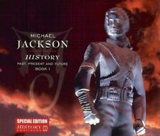 MICHAEL JACKSON - History Past, Present and Future Book I - SPECIAL EDITION